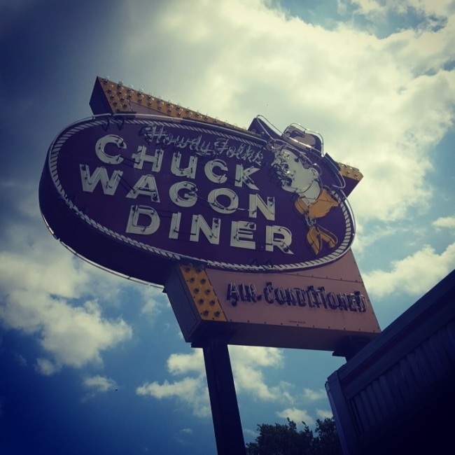 The Old Chuck Wagon Diner