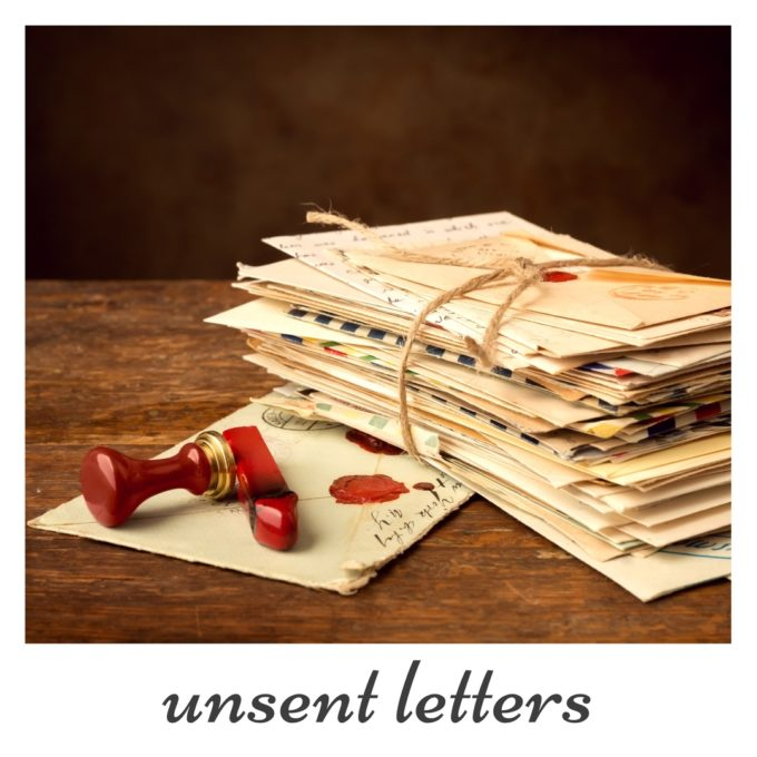 Unsent Letter To Gerry