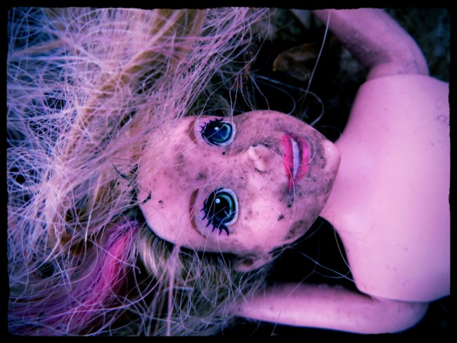 Weathered Doll