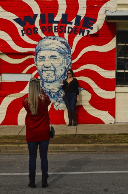 Willie For President
