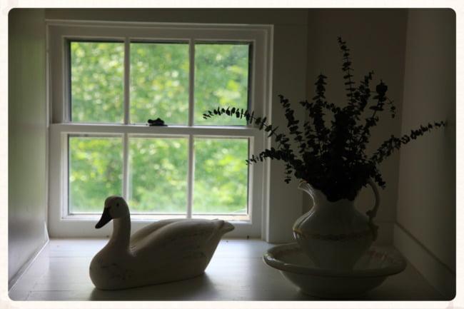 Wooden Goose