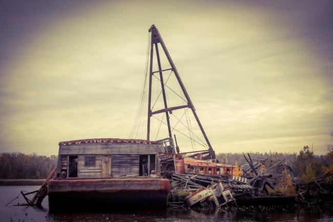 Wooden Ship Graveyard