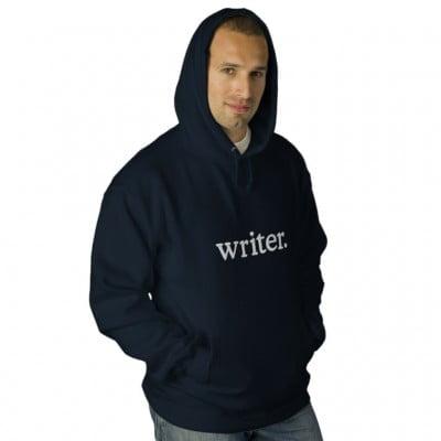 writer-hoodie-zazzle